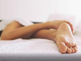barfuß oder mit Socken