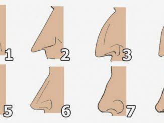 Die Form deiner Nase